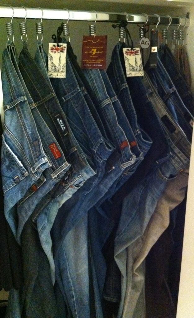 jeans-organizing